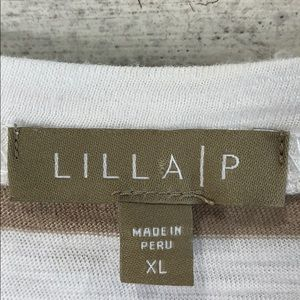 Lilla P Tops - LILLA P Stripes Collection Tank